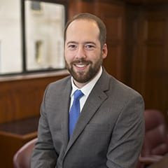 Andrew R. Veale professional attorney profile picture. Practicing in healthcare law, litigation, medical malpractice defense, products liability law.